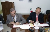 The Directorate General of the Bachelors College of Zacatecas signs a cooperation agreement