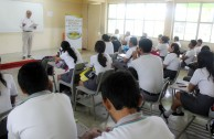 "800 students of Higher Education in Mante, Tamaulipas, participated in the workshops ""Educating to Remember"""