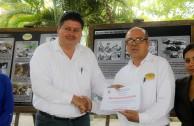 """800 alumnos de Educación Media Superior en Ciudad Mante, Tamaulipas, fueron  partícipes de los talleres """"Educando para Recordar""""."""