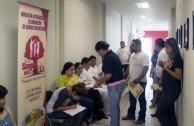 """""""En la Sangre está la Vida"""" fomenta en Ciudad Juárez una cultura de donación voluntaria"""