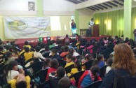 The World Environment Day in Bolivia promoted the formation of 3,000 guardians of Mother Earth