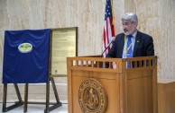 "New Mexico pays homage to Holocaust survivors as part of the Project ""Traces to Remember."""