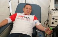 Día Internacional del Donante Voluntario en El Salvador