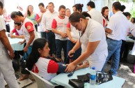 World Blood Donor Day in El Salvador