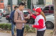 7 Argentinian cities spread the 7th International Blood Drive Marathon