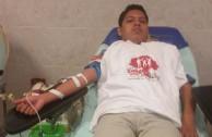 Actividades para estimular la hemodonación voluntaria y altruista en Villahermosa