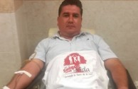 Activities to stimulate voluntary and altruist blood donation in Villahermosa