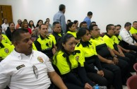 Firma de Convenio de Colaboración entre la Comisión Estatal de los Derechos Humanos y la EMAP en Ciudad Juárez, Chihuahua.