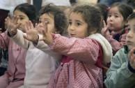 """El Club """"R"""" llegó a la comunidad chilena para sembrar acciones por la paz del medio ambiente"""
