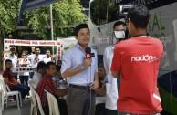 Colombia se suma al Dia del Donante