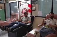 Costa Rica festejó la voluntad y el altruismo de los donantes de sangre