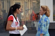Uruguay celebrated the will and altruism of blood donors