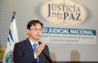 """Foro Judicial Internacional en Guatemala """"Dignidad Humana, Presunción de Inocencia y Derechos Humanos"""""""