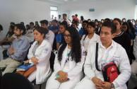 Estudiantes de la Salud de la BUAP se convierten en promotores de la donación de sangre