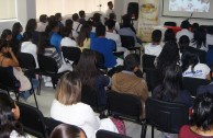Health students from BUAP become promoters of blood donation
