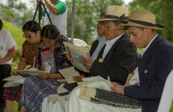 "National Encounter ""Children of Mother Earth"" – Guatemala"