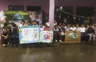7.350 estudiantes en Guatemala reciben formación ambiental para el cuidado y restauración de la Madre Tierra