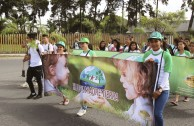 7,350 students in Guatemala receive environmental training for the care and restoration of Mother Earth