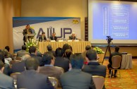 Academics converge at the 9th International Seminar of the ALIUP in Guatemala