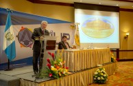 Académicos convergen en el  9º Seminario Internacional de ALIUP en Guatemala