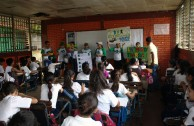 Nicaragua carried out actions for a sustainable environmental future during World Environment Day