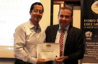 """Foro """"Educar para Recordar"""" llega a la Universidad Veracruzana de Ciudad Mendoza"""