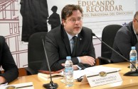 """Facultad de Ciencias Jurídicas de la Universidad Rovira i Virgili de Tarragona participa en Foro """"Educar para Recordar"""""""