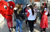"The Seventh Marathon ""Life is in the Blood"" began in Argentina"