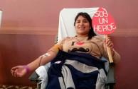 """Etapa final de la 7ª Maratón de """"En la Sangre está la Vida"""" en Argentina"""