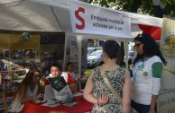 En España la sensibilización por el cuidado de la Madre Tierra llegó a 2.500 personas en la celebración mundial del Medio Ambiente