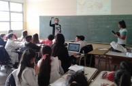 """""""Ciudad Feliz"""" continues receiving instruction in environmental values"""