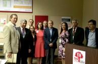 Gobernador de San Luis Potosí-México, participa de Taller Educativo en Houston