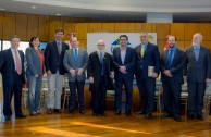 Official presentation of CUMIPAZ-2016 before the Diplomatic Corps of Paraguay