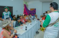 Representantes de 21 comunidades originarias unifican propuestas de solución ante crisis ambiental en el 2º Encuentro Internacional de los Hijos de la Madre Tierra
