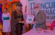 Colombia fue sede del 2º Encuentro Internacional de los Hijos de la Madre Tierra