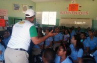 Promotion of environmental values in the Dominican Republic