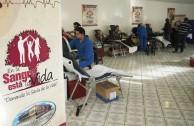 14 de junio de 2016: Día Mundial del Donante de Sangre en Chile