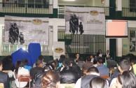 Estudiantes de Sacatepéquez aprendieron la importancia de la educación para evitar nuevos genocidios