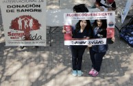 Donaciones de Sangre Primer Trimestre Colombia, Atlantico