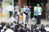 Ecuador se suma al Dia Mundial del Medio Ambiente