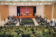 """La tipificación del etnocidio, tema central de análisis en el Foro Judicial Nacional desarrollado en la Escuela Militar de Aviación """"Marco Fidel Suárez"""" de Colombia"""