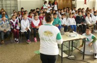 The Celebration of the Environment in Argentina sowed ecological values in 17.580 students