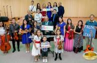 Llegó el día: Música para la paz y felicidad del ser humano integral desde la web