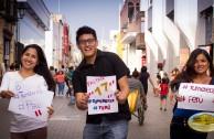 You Deserve Campaign Peru