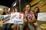 CAMPAÑA TU MERECES PERU