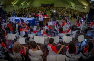 Global launch of a new musical system for peace and the development of the integral human being