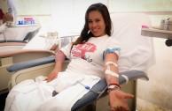 Sinergia institucional produjo una megajornada de donación de sangre en México