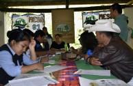 Pueblos Originarios participan en el 1er Encuentro Regional de los Hijos de la Madre Tierra