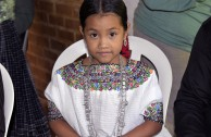 Indigenous Peoples participate in the 1st Regional Encounter of the Children of Mother Earth