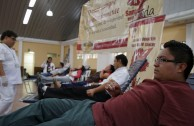 Record of international participation: 161,392 donations of life